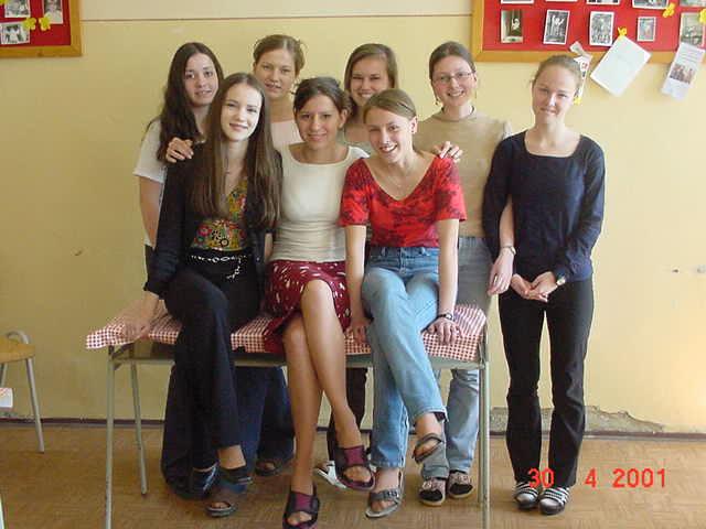 Gymnazium P Horova Michalovce Slovakia
